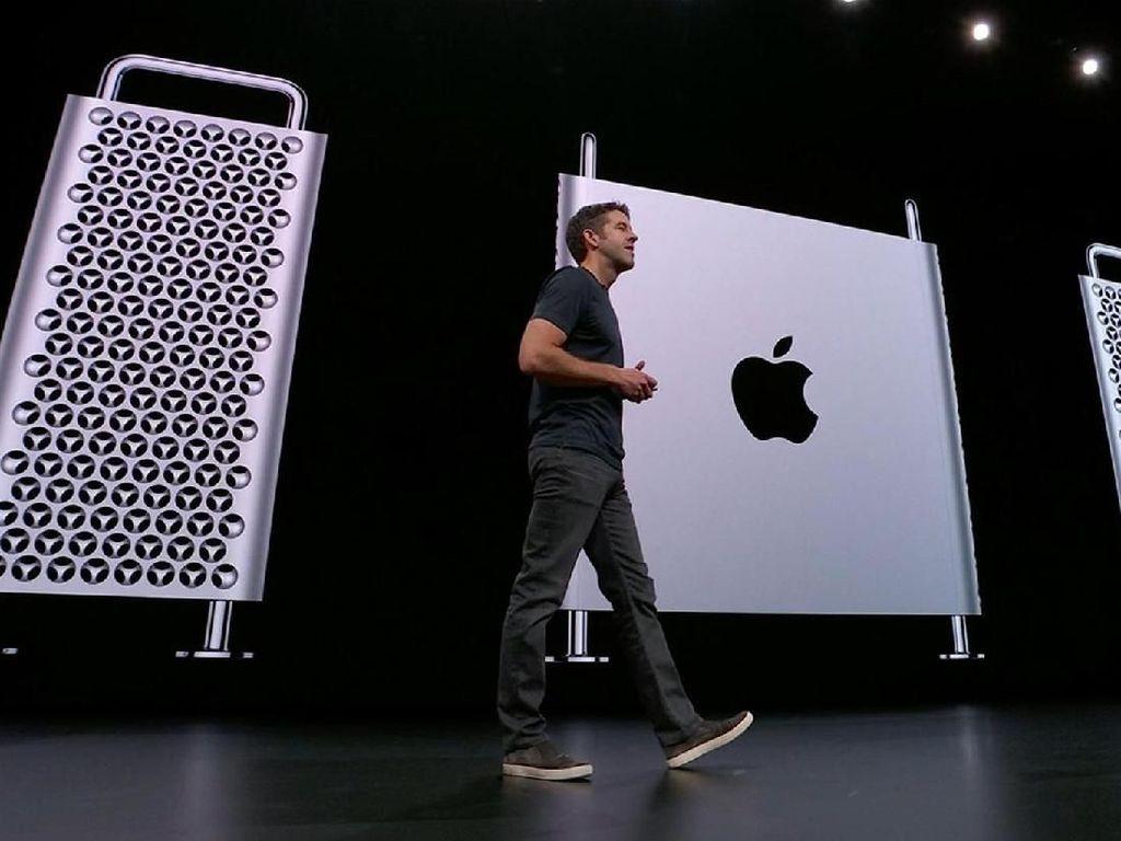 Desain Mac Pro Dipermak, Dijual Mulai Harga Rp 85 Juta