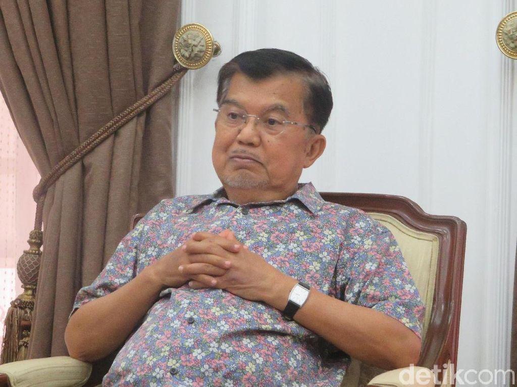 JK Absen Open House di Makassar, Keluarga Minta Maaf