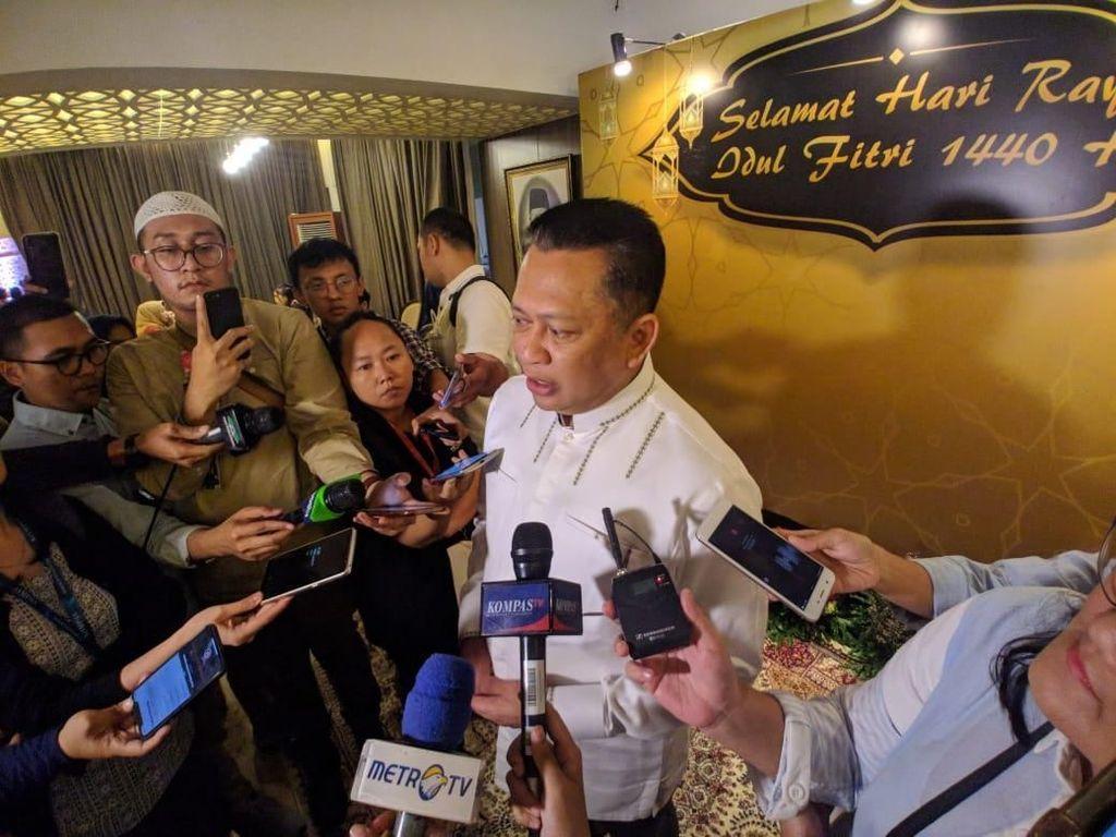 AHY-Ibas Temui Megawati, Bamsoet: Lebaran Perlancar Komunikasi Politik