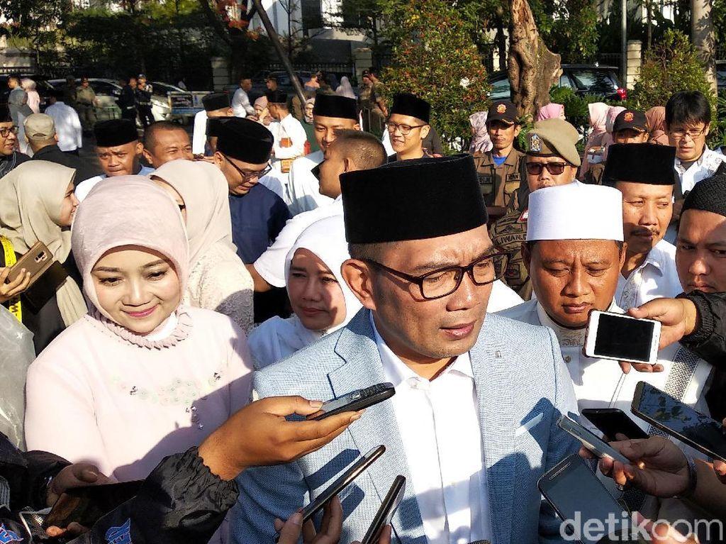 Ridwan Kamil Ajak Warga Jabar Cari Kesamaan Ketimbang Perbedaan