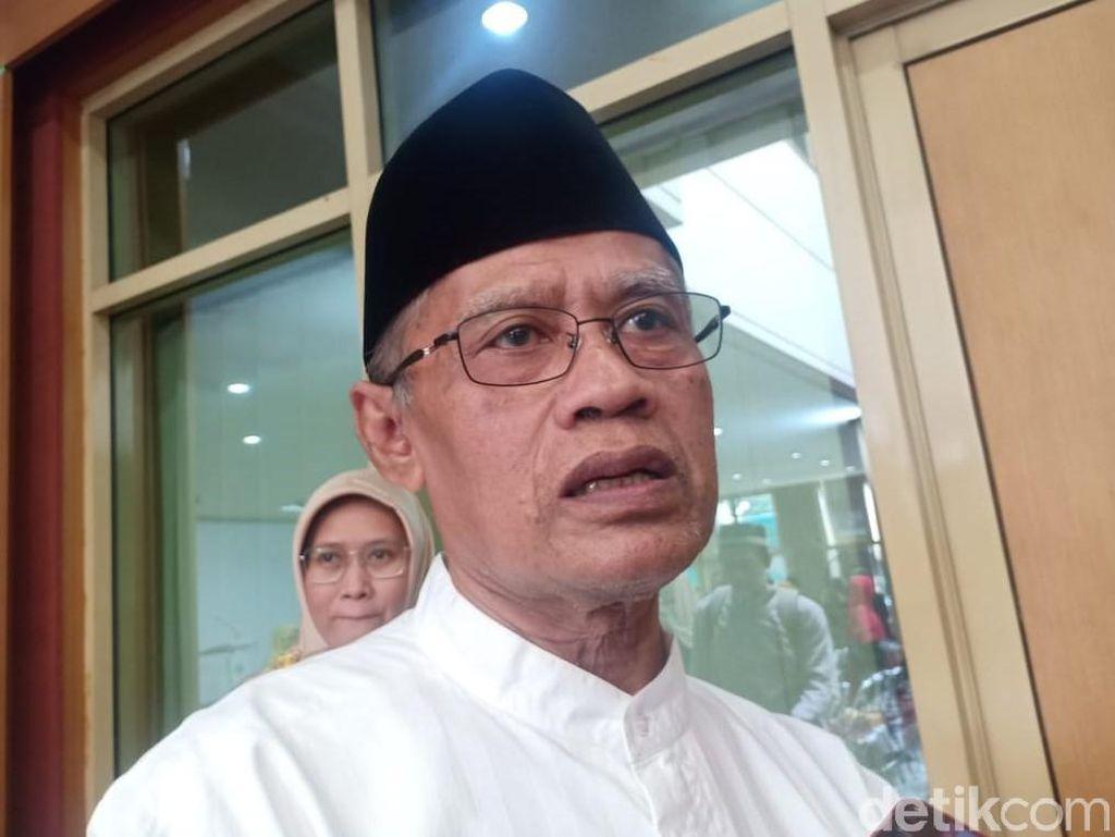 Lobi Muhammadiyah agar Jokowi-Prabowo Segera Rekonsiliasi