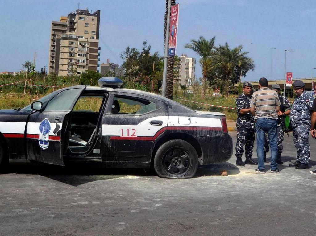 Pria Bersenjata Serang Patroli Keamanan Lebanon: 2 Polisi dan 2 Tentara Tewas