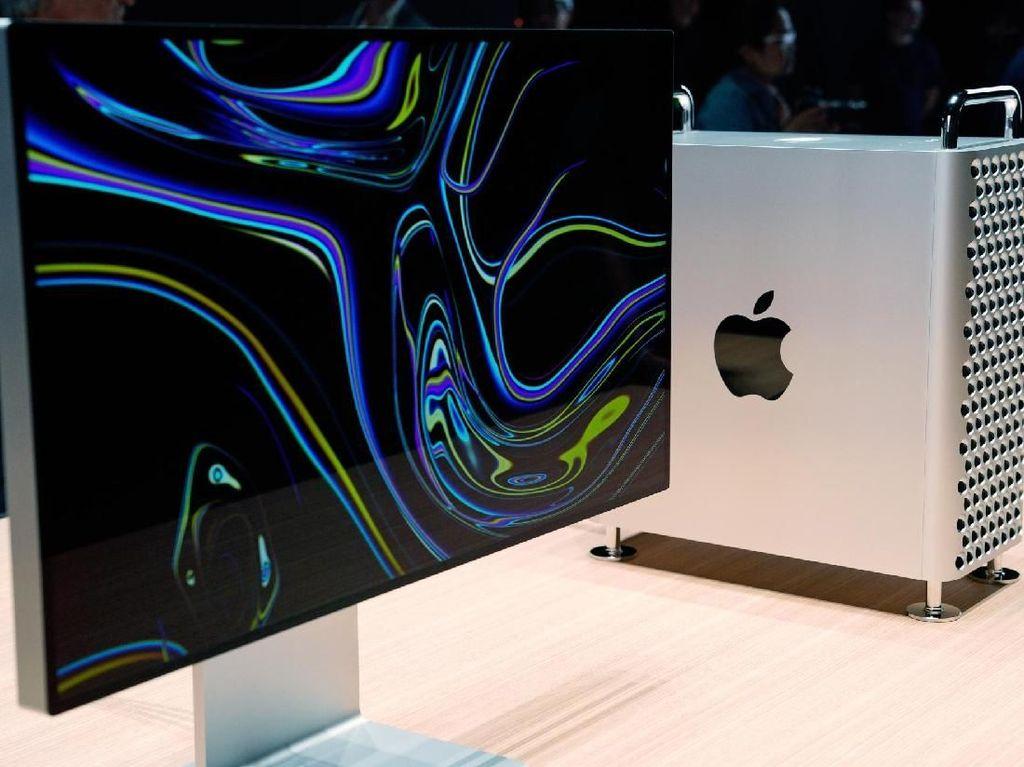 Wujud Unik Komputer Apple Seharga Rp 85 Juta