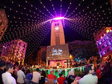 Potret Kemeriahan Ramadhan di Libanon yang Baru Berakhir