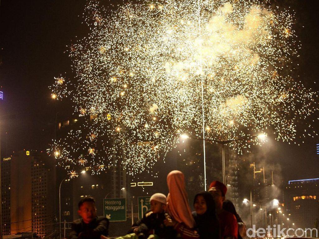 14.846 Personel Gabungan Diterjunkan Saat Malam Takbiran di Jawa Timur