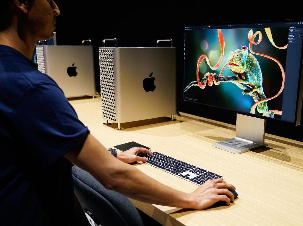 Mac Pro Anyar Dirakit di China?