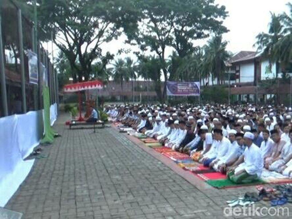 Berkah Lebaran, 630 Warga Binaan LP Makassar Dapat Remisi