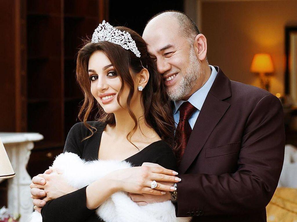 Miss Moscow Ungkap Lagi Drama Rumah Tangga dengan Sultan Kelantan