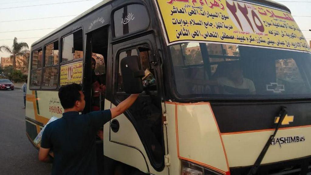 Donasi Muslim Indonesia untuk Mesir