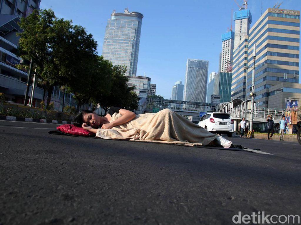 Santai Sekejap di Jakarta