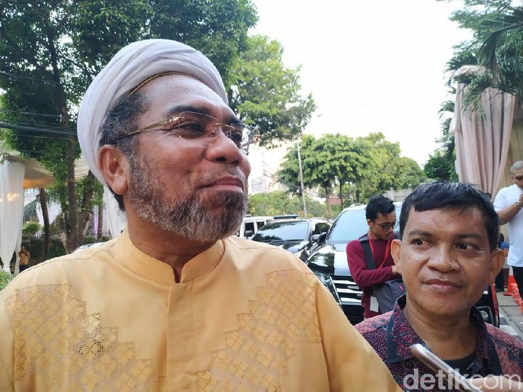 Ngabalin: Silaturahmi AHY ke Jokowi-Mega Skenario Tuhan agar Indonesia Teduh