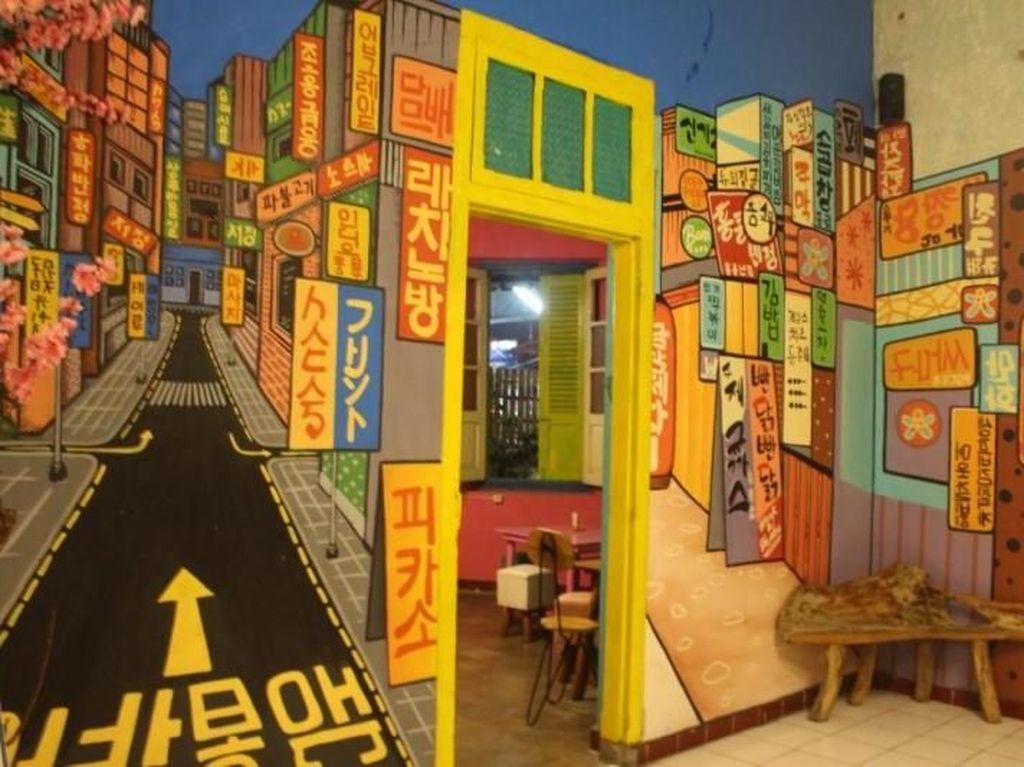 Mudik ke Ngawi, Ada Kafe Unik dan Instagenic Ini