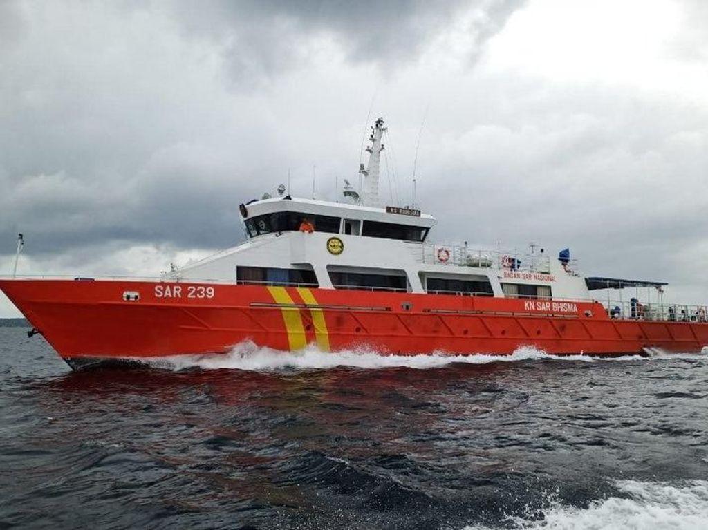 Cari Korban KM Lintas Timur yang Tenggelam, TNI AU Kerahkan Boeing 737-200