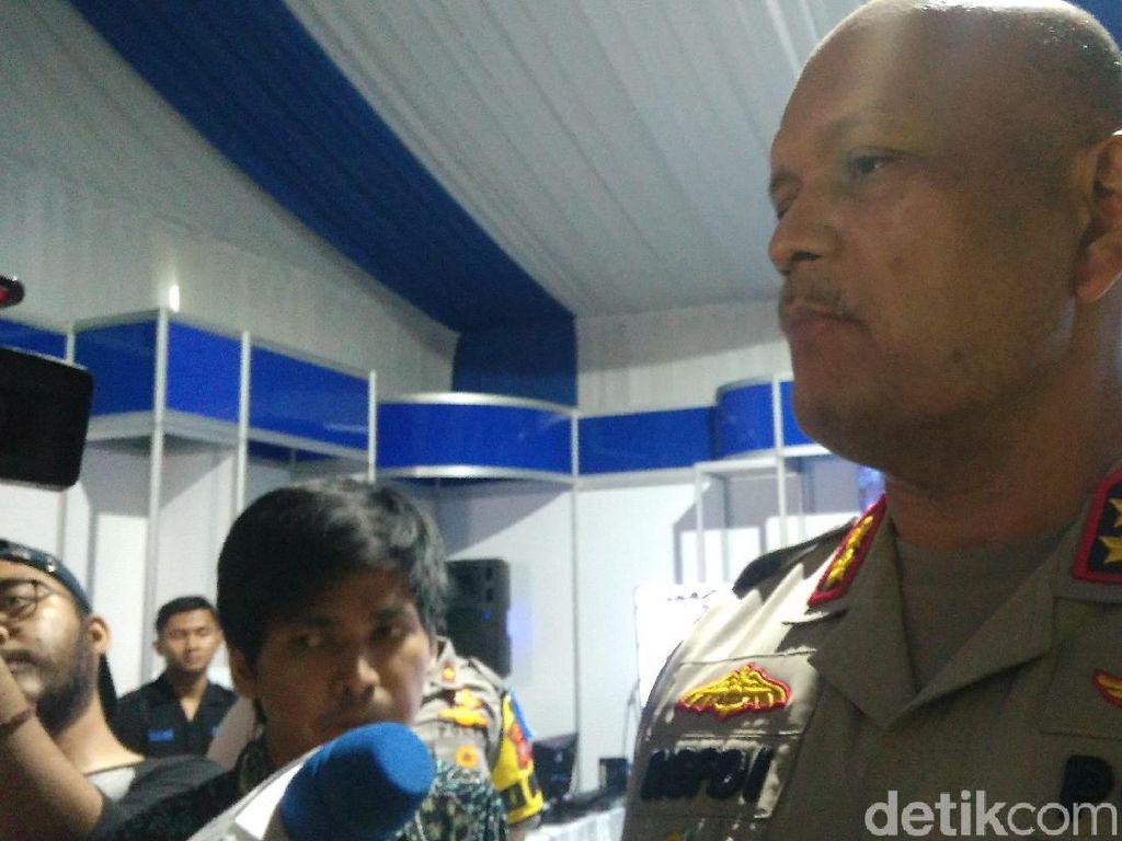 Arus Balik, Polisi: Besok One Way Tol Kalikangkung Hingga Cikampek