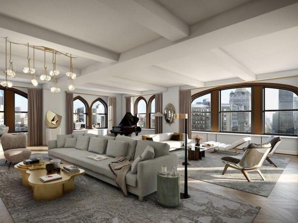 Ini Apartemen Anyar Orang Terkaya Dunia, Buat Selingkuhan?
