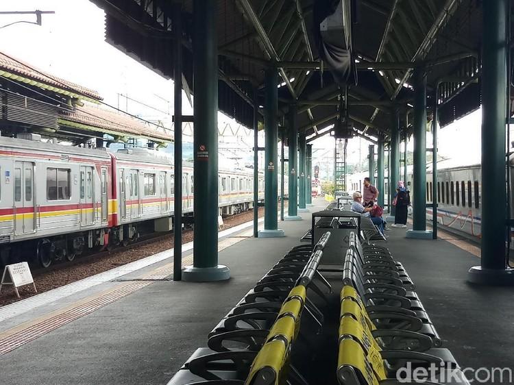 PT KAI: Jumlah Penumpang Kereta Selama Lebaran 2019 Naik 9,2%