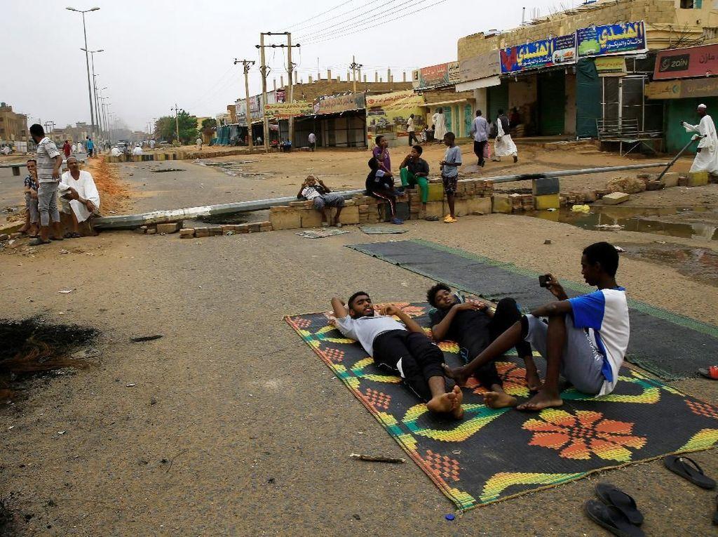 Kemenkes Sudan: 46 Orang Tewas Akibat Pembubaran Paksa