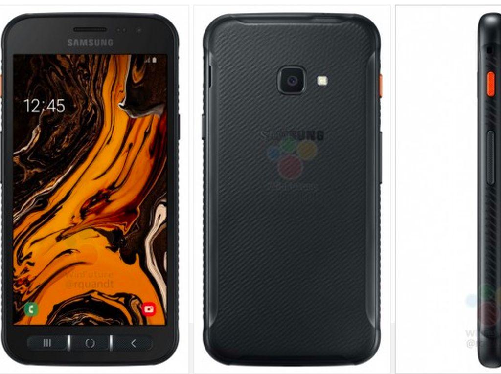 Samsung Siapkan Ponsel Tahan Banting Xcover 4S