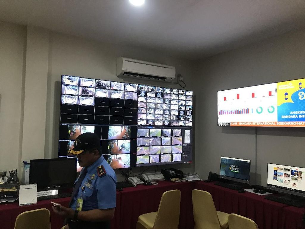 Angkasa Pura II Sediakan Posko Layanan Terpadu di 16 Bandara