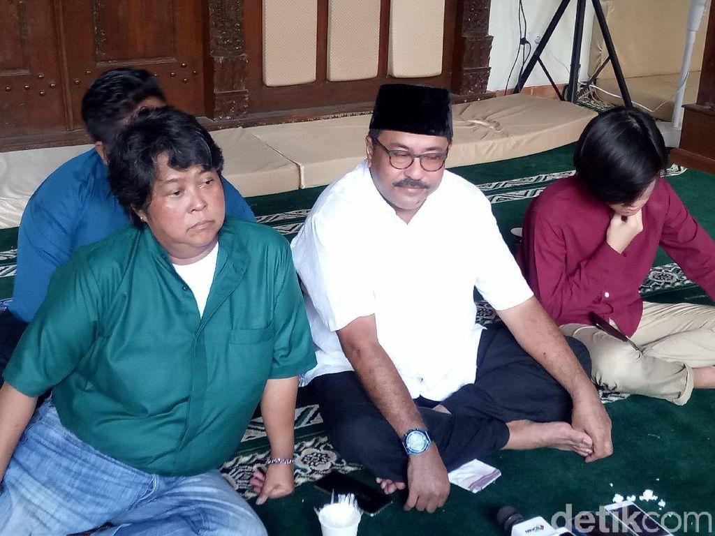 Silaturahmi, Hal Terpenting Keluarga Doel di Hari Lebaran