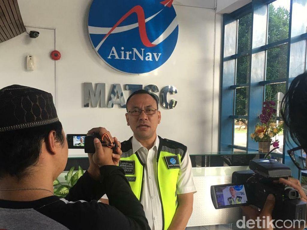 Airnav Makassar Terima 28 Laporan Balon Udara Ganggu Penerbangan