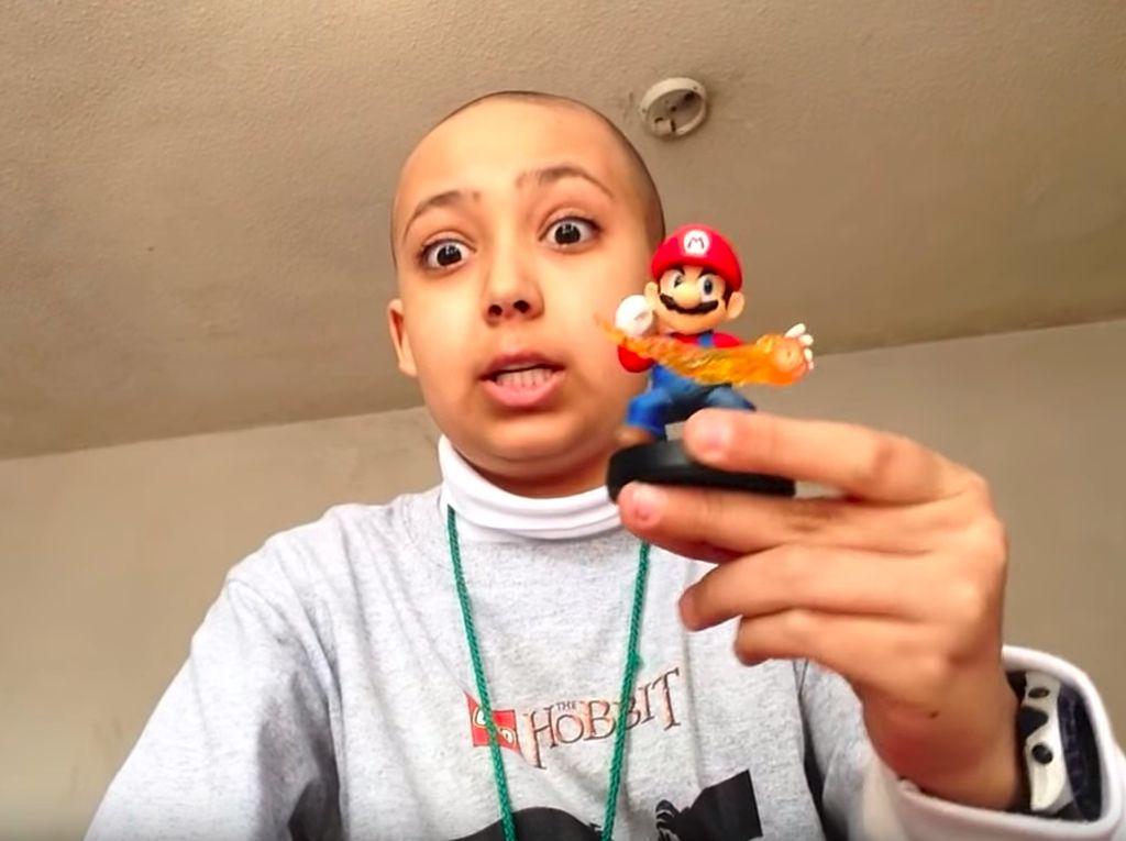 Kisah Mengharukan di Balik Akun YouTube Sarmand 22, Bocah dengan Leukemia