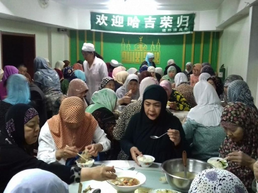 Kenangan Ramadhan dari Kota Es China