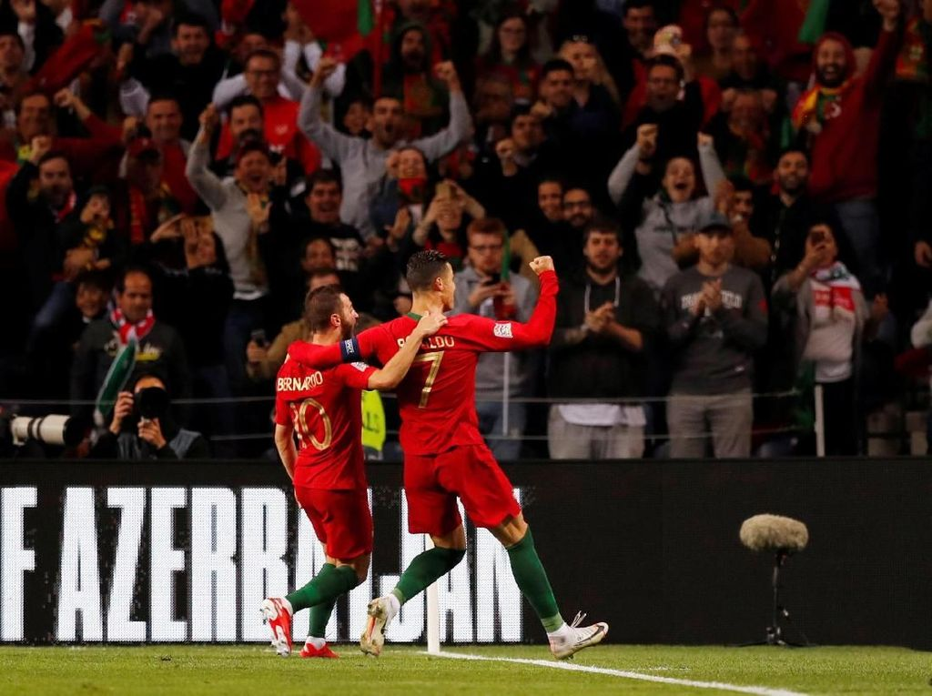 Final UEFA Nations League: Portugal Vs Belanda