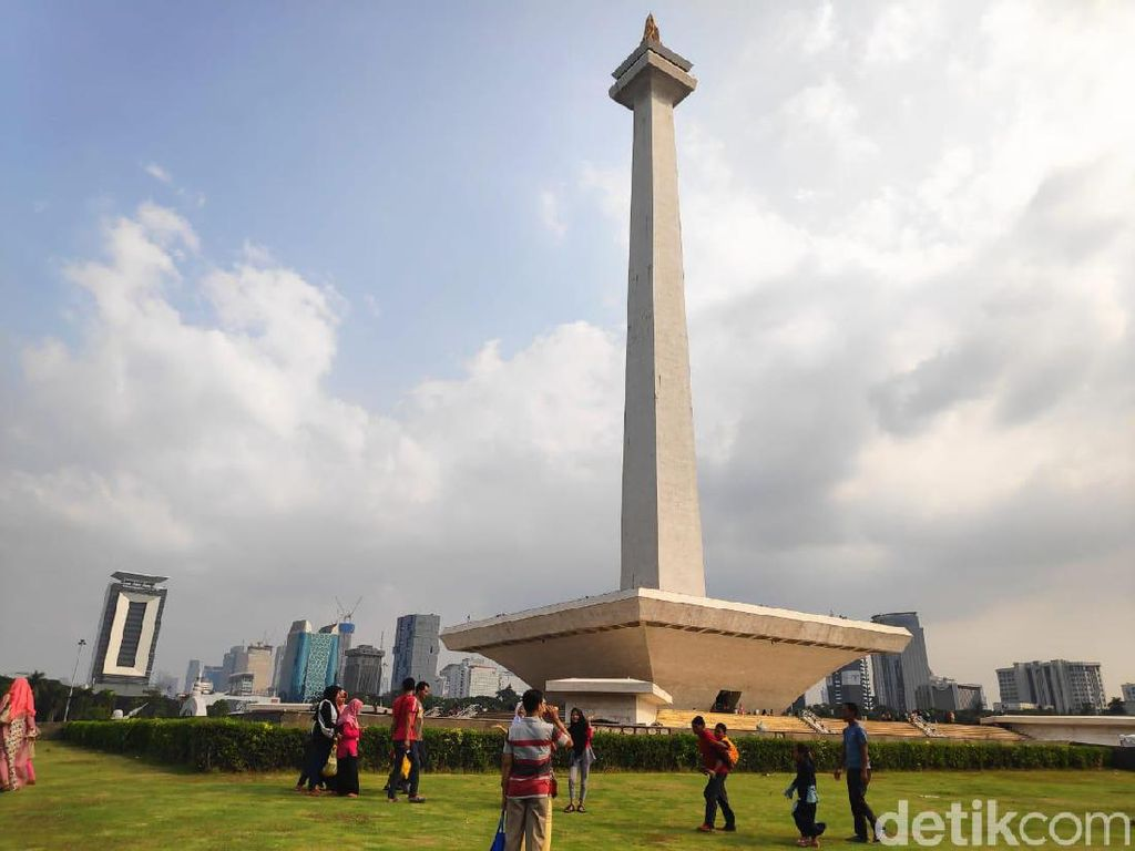 Indonesia Naik 14 Peringkat dalam Negara Paling Damai Dunia