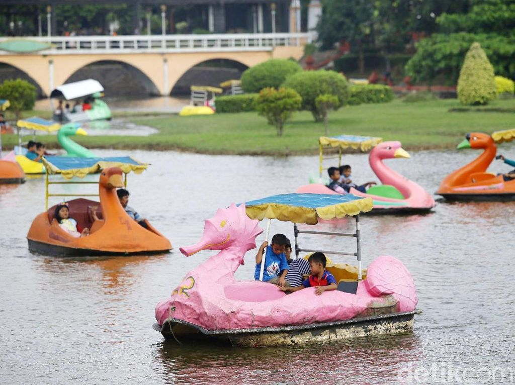 4 Tempat Wisata di Jakarta yang Tidak Kena Rute Ganjil Genap Terbaru