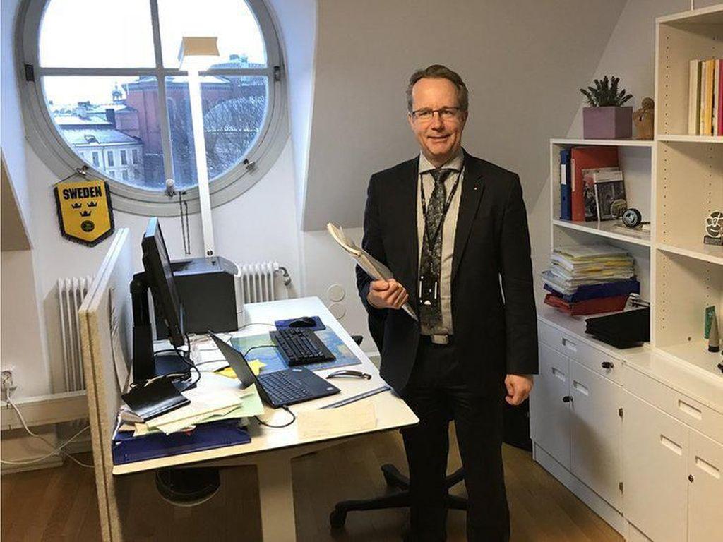 DPR: Anggota Parlemen Swedia Tak Dapat Tunjangan Mobil-Tunjangan Keluarga