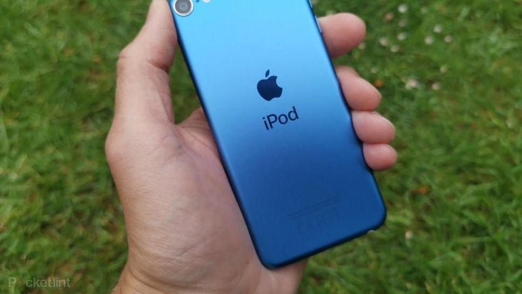 Mengenggam iPod Touch Anyar, Gadget Kejutan dari Apple