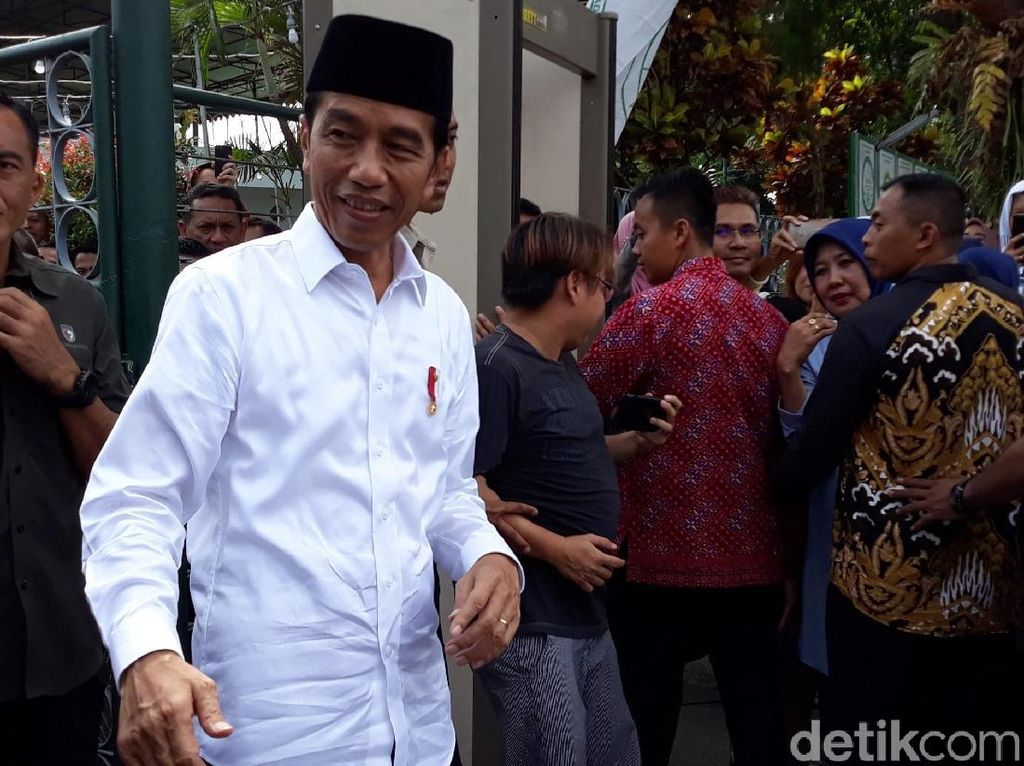 TKN soal Menteri Muda: Jokowi Pikirkan Kepemimpinan RI di Masa Depan