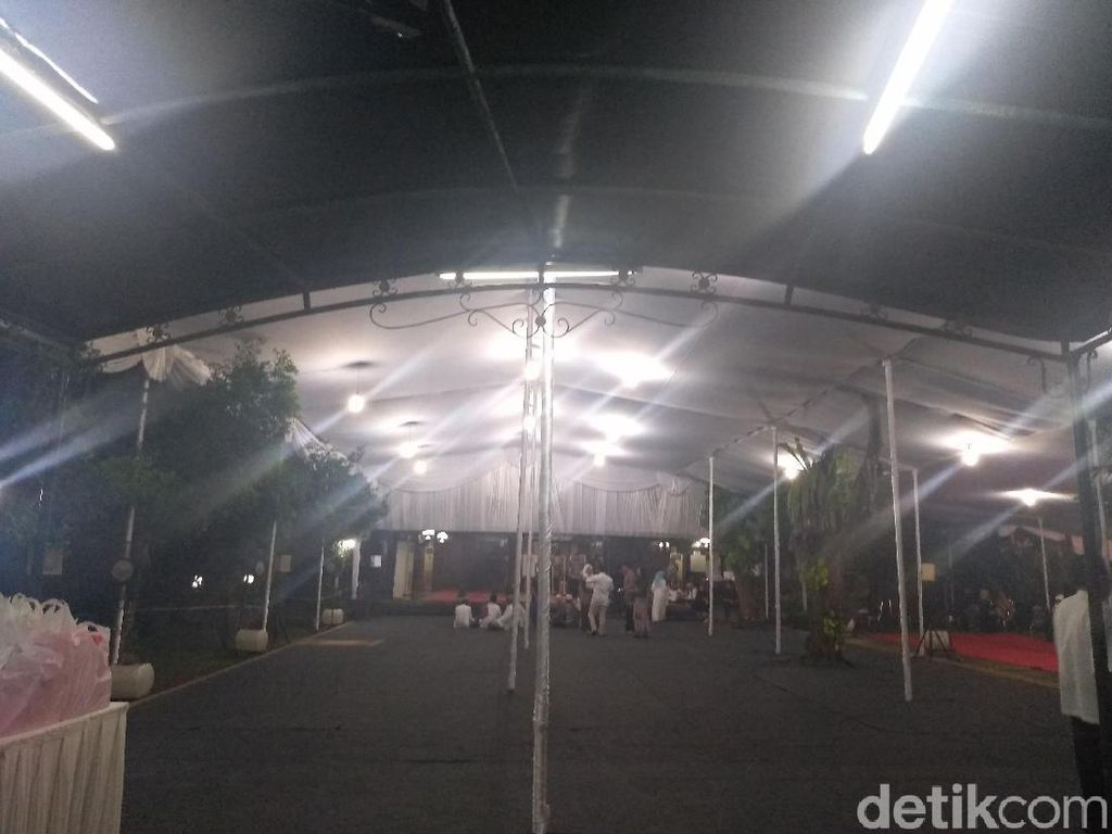 SBY Gelar Tahlilan 7 Hari Wafatnya Ani Yudhoyono Malam Ini