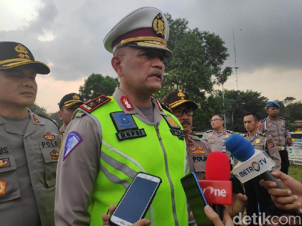 Arus Balik, 350 Ribu Kendaraan Diprediksi Kembali ke Jakarta 15-17 Juni