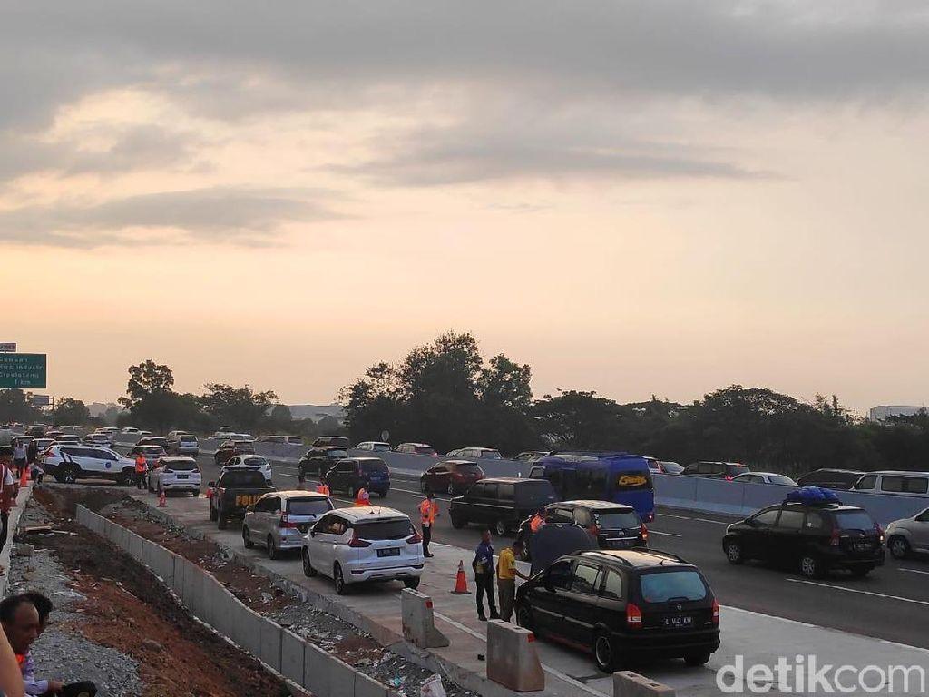Awas Macet! 338 Ribu Kendaraan Diprediksi Pulang ke Jakarta Sejak Hari Ini