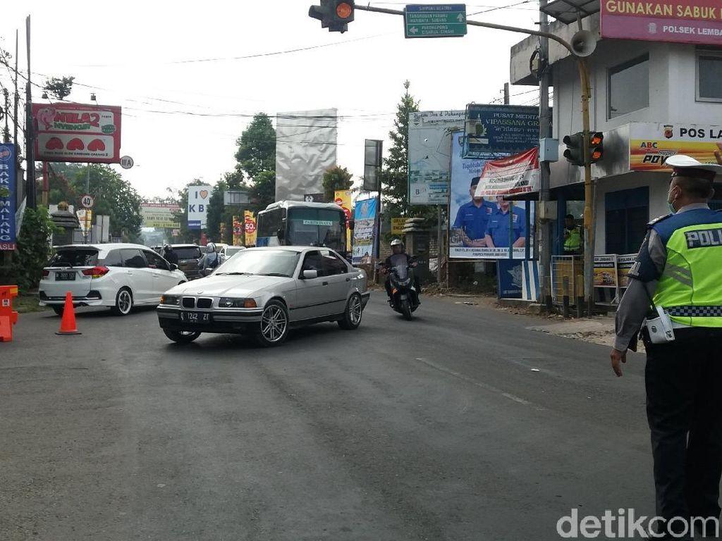 Volume Kendaraan Diprediksi Naik Saat Libur Nataru di Jabar