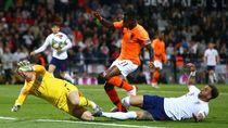 Gol-gol Belanda Gulung Inggris di Semifinal UEFA Nations League