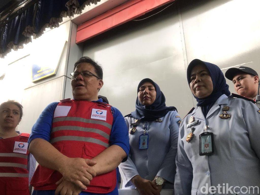 Ombudsman Sidak Rutan Pondok Bambu, Ini Hasilnya