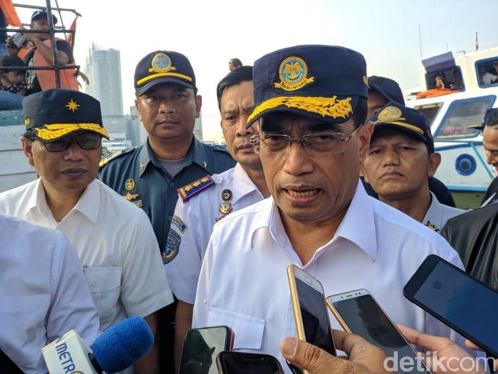 Menhub Harap Pelabuhan Marunda KCN Bisa Beroperasi Lagi