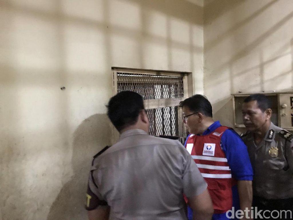 Ombudsman Cek Gedung dan Tahanan Polsek Cempaka Putih, Ini Hasilnya