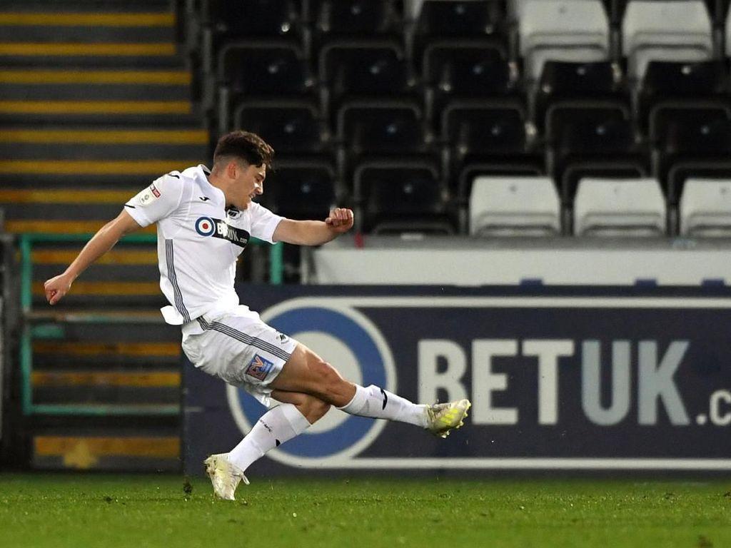 Swansea dan MU Capai Kesepakatan untuk Transfer Daniel James