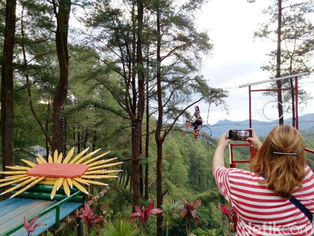 Waspada Corona, Objek Wisata Malino Ditutup