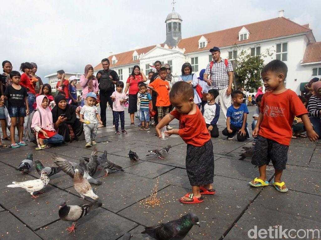 Puncak Peringatan Hari Museum akan Digelar di Kota Tua Jakarta