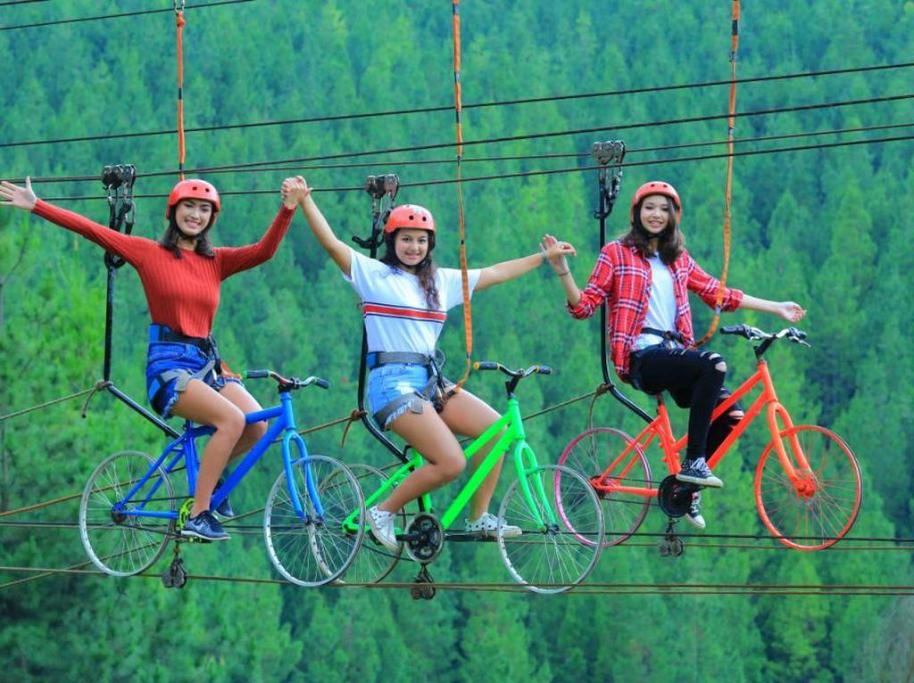 5 Tempat Wisata Bandung, Cocok Dikunjungi saat Long Weekend