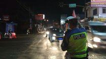 Wisatawan Padati Lembang, Polisi 13 Kali Berlakukan One Way