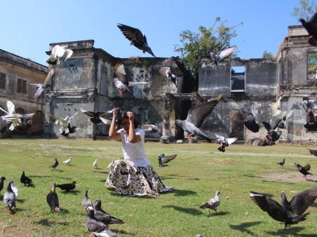 Benteng di Ngawi yang Bersejarah dan Asyik Buat Foto-foto