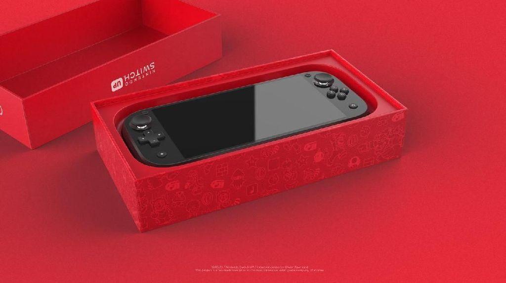 Membayangkan Wujud Nintendo Switch Anyar