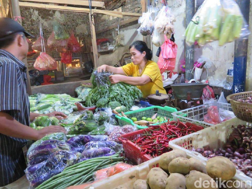 Pasca Lebaran, Harga Cabai Merah Masih Pedas Rp 80.000/Kg