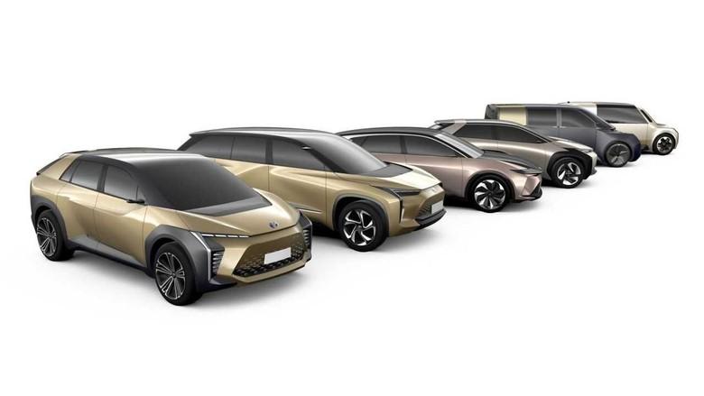 Mobil Listrik Masa Depan Toyota. Foto: Toyota